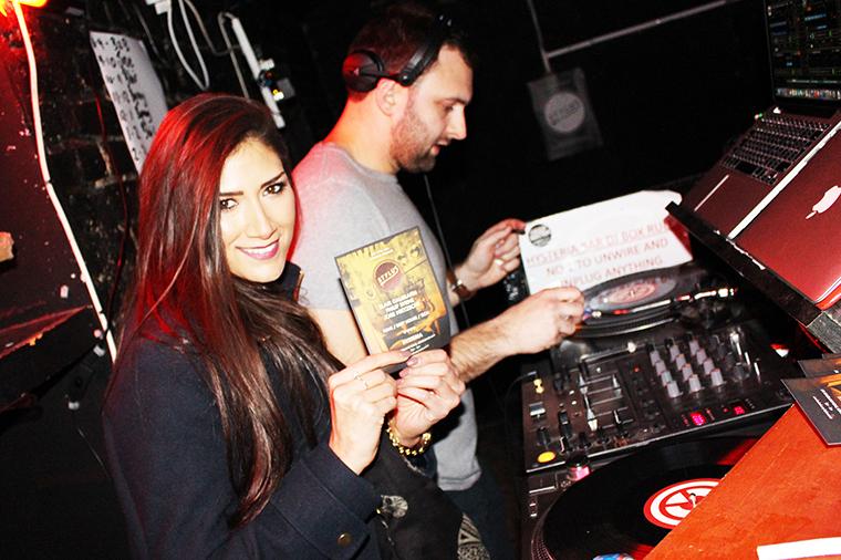 Stylus DJ